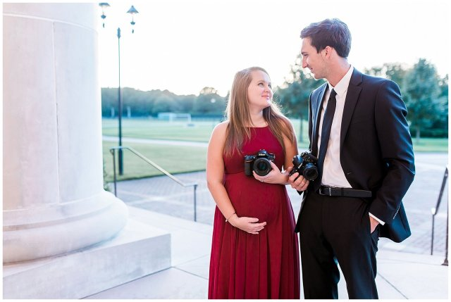 Classy Regent University Maternity Session Virginia Wedding Photographers_7377