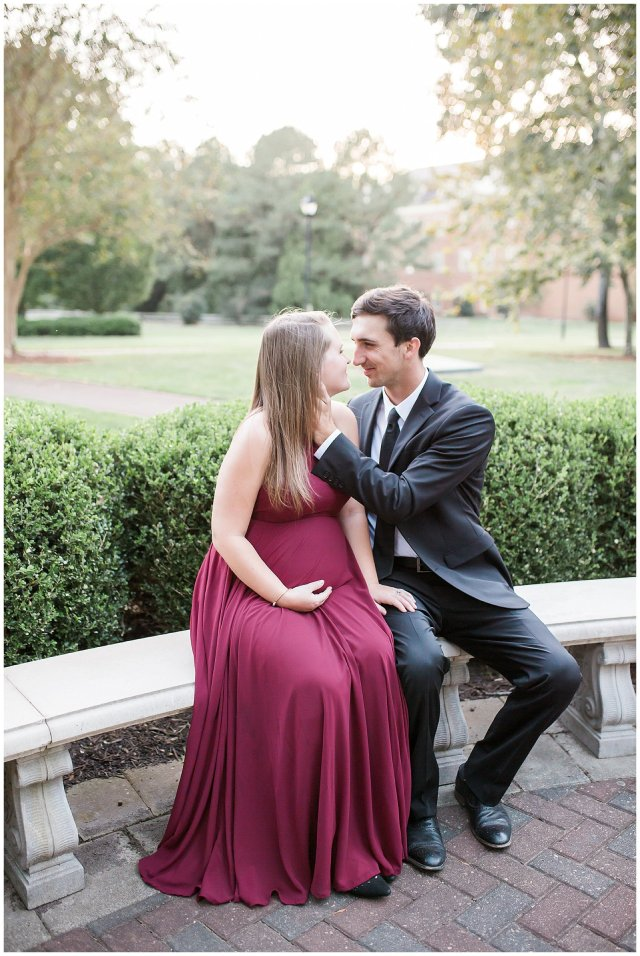 Classy Regent University Maternity Session Virginia Wedding Photographers_7381