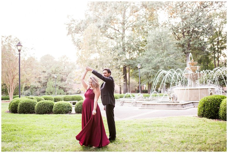 Classy Regent University Maternity Session Virginia Wedding Photographers_7384