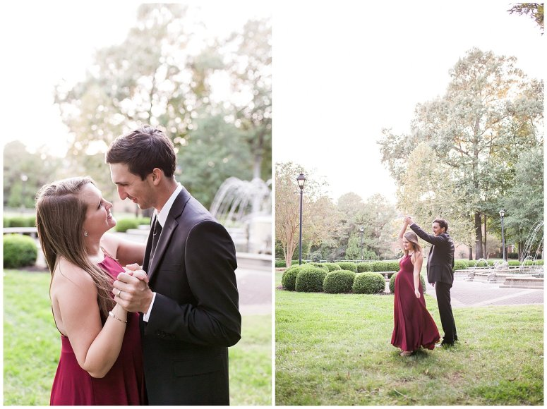 Classy Regent University Maternity Session Virginia Wedding Photographers_7386