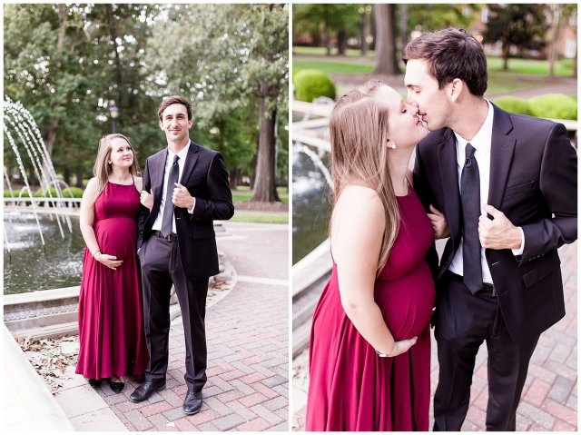 Classy Regent University Maternity Session Virginia Wedding Photographers_7390