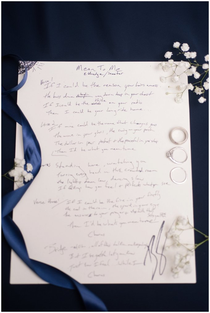 Navy Blue and Pink October Backyard North Carolina Wedding Virginia Wedding Photographers_6943