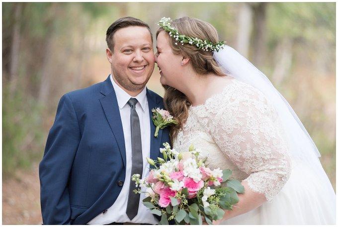 Navy Blue and Pink October Backyard North Carolina Wedding Virginia Wedding Photographers_6990