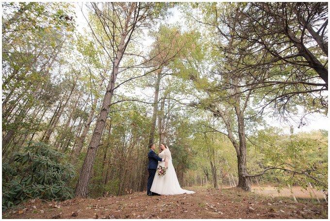 Navy Blue and Pink October Backyard North Carolina Wedding Virginia Wedding Photographers_6993