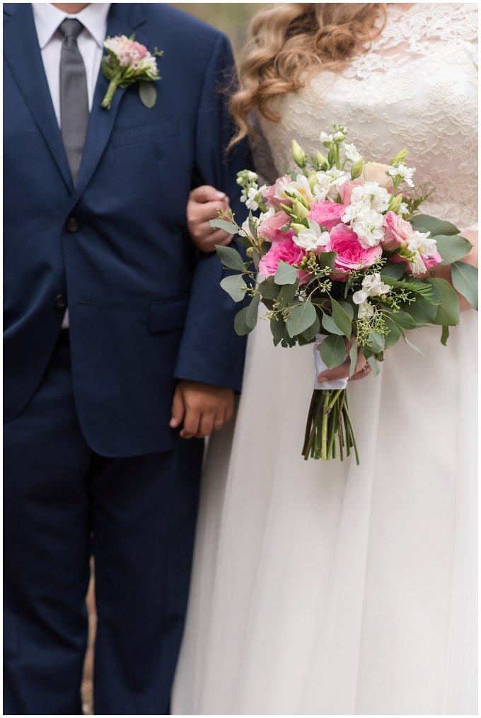 Navy Blue and Pink October Backyard North Carolina Wedding Virginia Wedding Photographers_6994