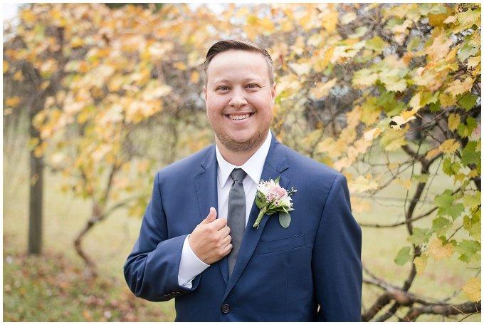 Navy Blue and Pink October Backyard North Carolina Wedding Virginia Wedding Photographers_7005