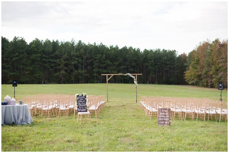 Navy Blue and Pink October Backyard North Carolina Wedding Virginia Wedding Photographers_7022