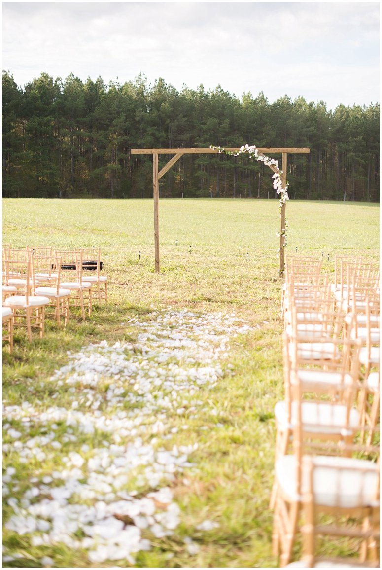 Navy Blue and Pink October Backyard North Carolina Wedding Virginia Wedding Photographers_7025