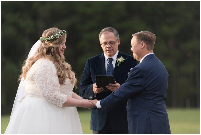Navy Blue and Pink October Backyard North Carolina Wedding Virginia Wedding Photographers_7042