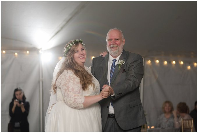 Navy Blue and Pink October Backyard North Carolina Wedding Virginia Wedding Photographers_7081