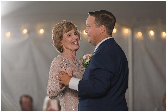 Navy Blue and Pink October Backyard North Carolina Wedding Virginia Wedding Photographers_7086