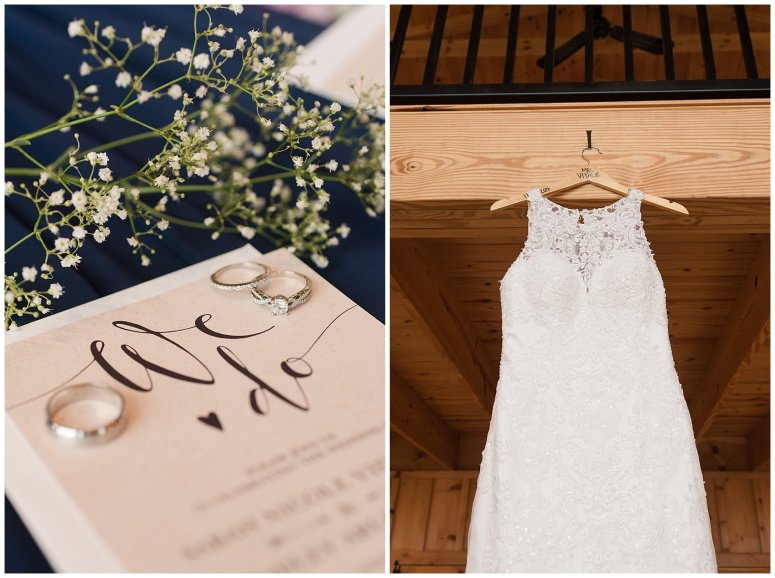 Navy Blue Blue Ridge Mountain Wedding Faithbrooke Farm Vineyard Luray Virginia Wedding Photographers_7126