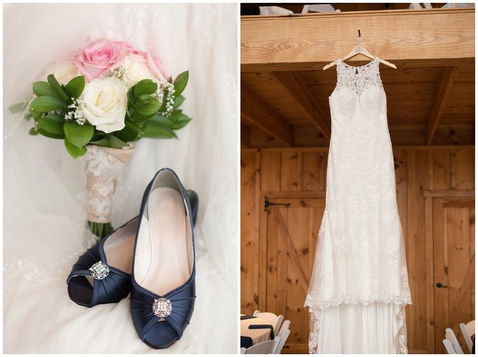 Navy Blue Blue Ridge Mountain Wedding Faithbrooke Farm Vineyard Luray Virginia Wedding Photographers_7130