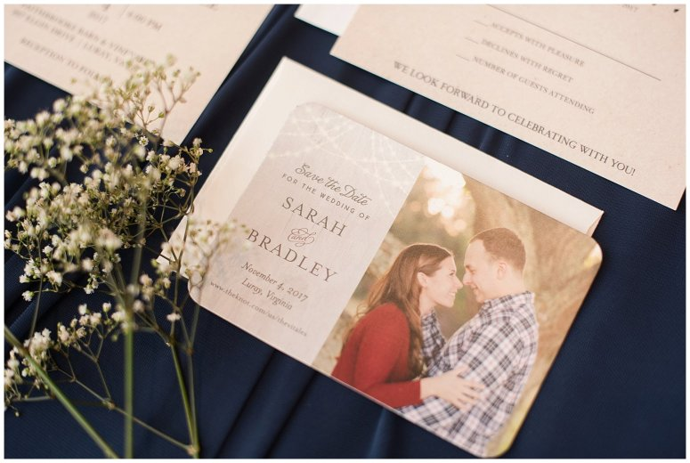Navy Blue Blue Ridge Mountain Wedding Faithbrooke Farm Vineyard Luray Virginia Wedding Photographers_7134