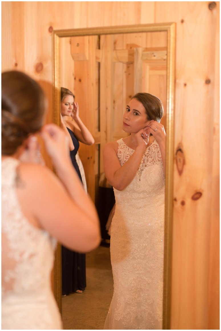 Navy Blue Blue Ridge Mountain Wedding Faithbrooke Farm Vineyard Luray Virginia Wedding Photographers_7146