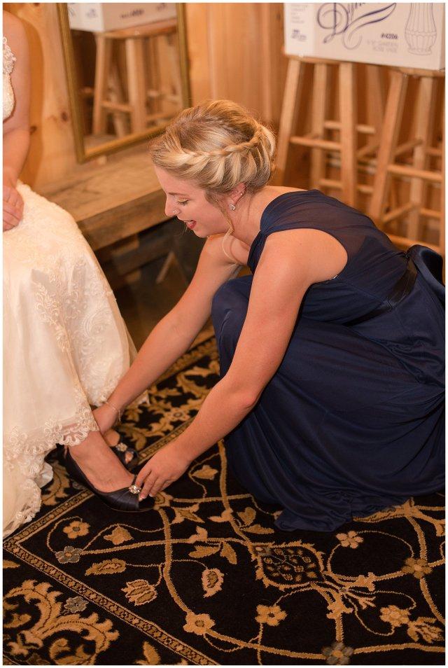 Navy Blue Blue Ridge Mountain Wedding Faithbrooke Farm Vineyard Luray Virginia Wedding Photographers_7150