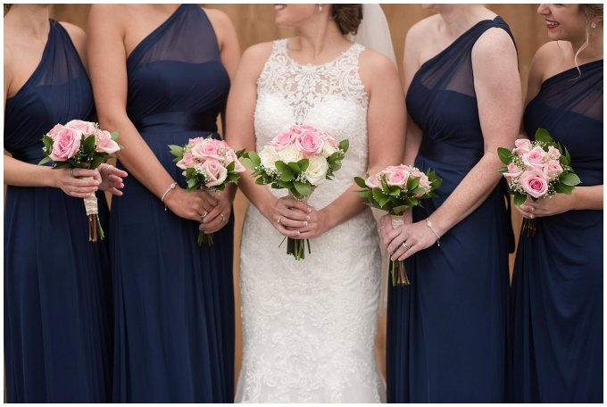 Navy Blue Blue Ridge Mountain Wedding Faithbrooke Farm Vineyard Luray Virginia Wedding Photographers_7167