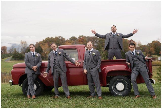 Navy Blue Blue Ridge Mountain Wedding Faithbrooke Farm Vineyard Luray Virginia Wedding Photographers_7171