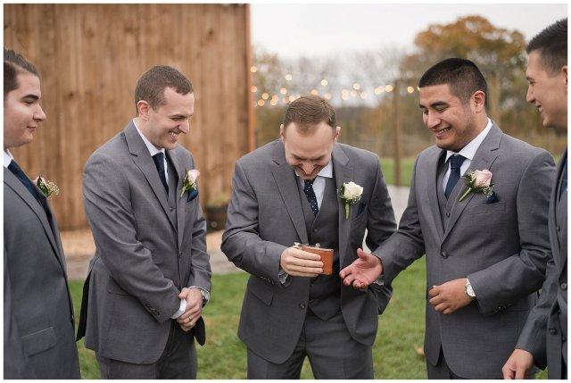 Navy Blue Blue Ridge Mountain Wedding Faithbrooke Farm Vineyard Luray Virginia Wedding Photographers_7176