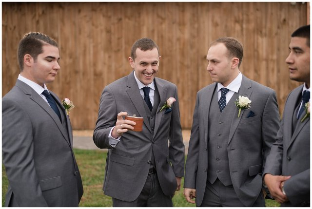 Navy Blue Blue Ridge Mountain Wedding Faithbrooke Farm Vineyard Luray Virginia Wedding Photographers_7177
