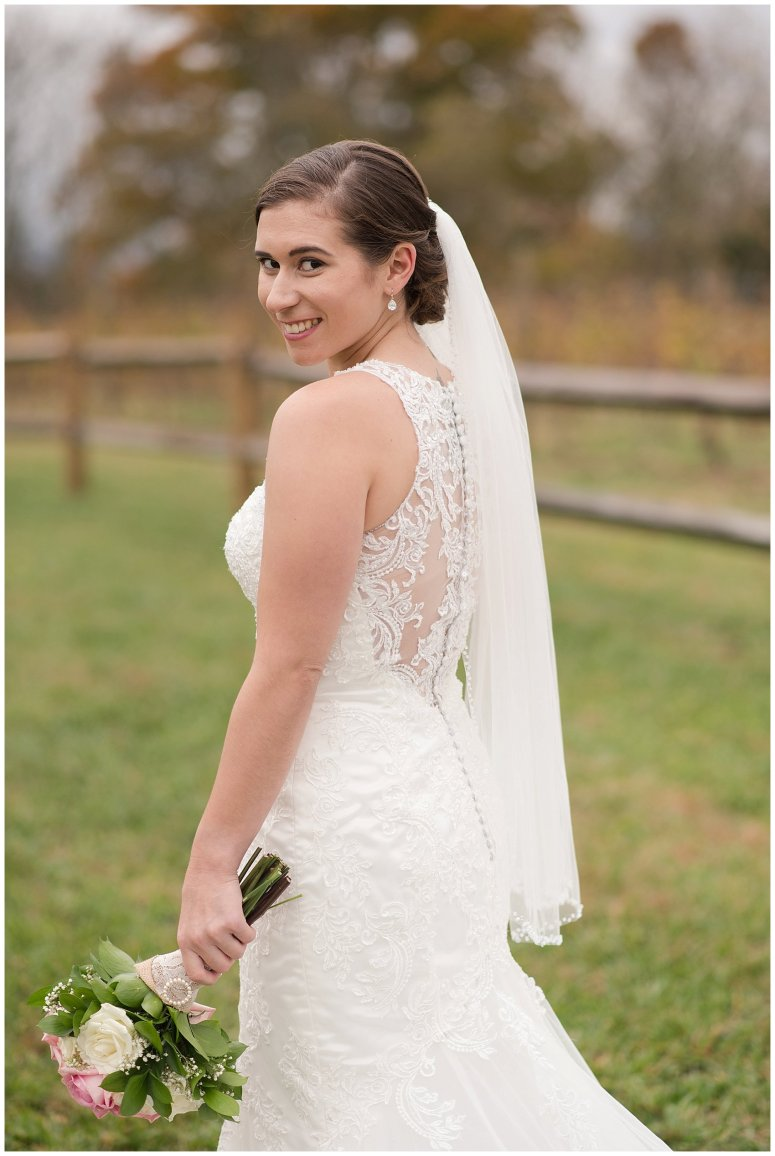 Navy Blue Blue Ridge Mountain Wedding Faithbrooke Farm Vineyard Luray Virginia Wedding Photographers_7189