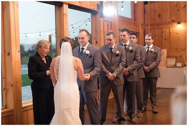 Navy Blue Blue Ridge Mountain Wedding Faithbrooke Farm Vineyard Luray Virginia Wedding Photographers_7218