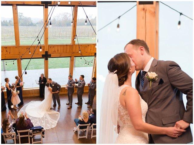 Navy Blue Blue Ridge Mountain Wedding Faithbrooke Farm Vineyard Luray Virginia Wedding Photographers_7236