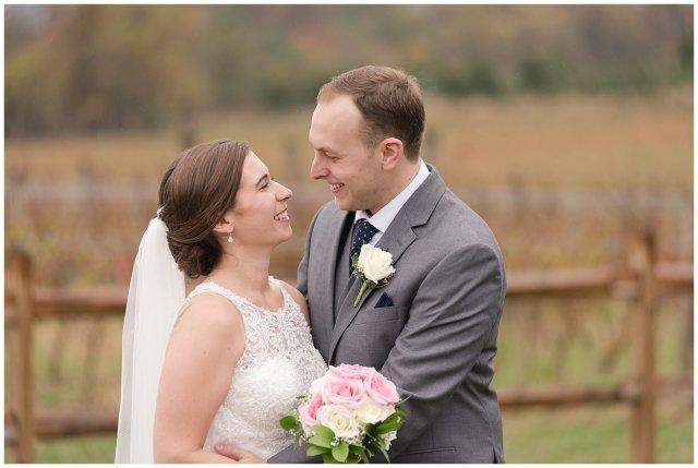 Navy Blue Blue Ridge Mountain Wedding Faithbrooke Farm Vineyard Luray Virginia Wedding Photographers_7242