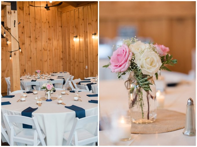 Navy Blue Blue Ridge Mountain Wedding Faithbrooke Farm Vineyard Luray Virginia Wedding Photographers_7283
