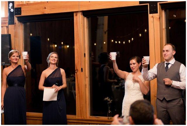 Navy Blue Blue Ridge Mountain Wedding Faithbrooke Farm Vineyard Luray Virginia Wedding Photographers_7310