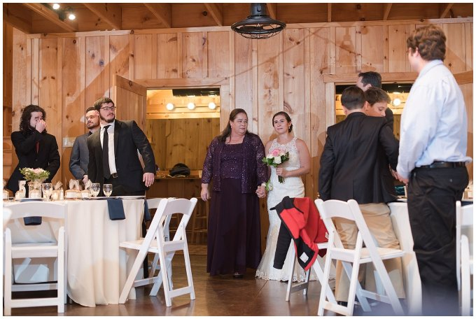 Navy Blue Blue Ridge Mountain Wedding Faithbrooke Farm Vineyard Luray Virginia Wedding Photographers_7351