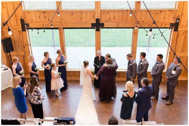 Navy Blue Blue Ridge Mountain Wedding Faithbrooke Farm Vineyard Luray Virginia Wedding Photographers_7352.jpg