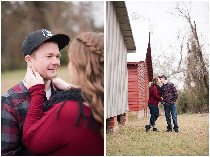 Windsor Castle Park Winter Engagement Session Virginia Wedding Photographers_7477