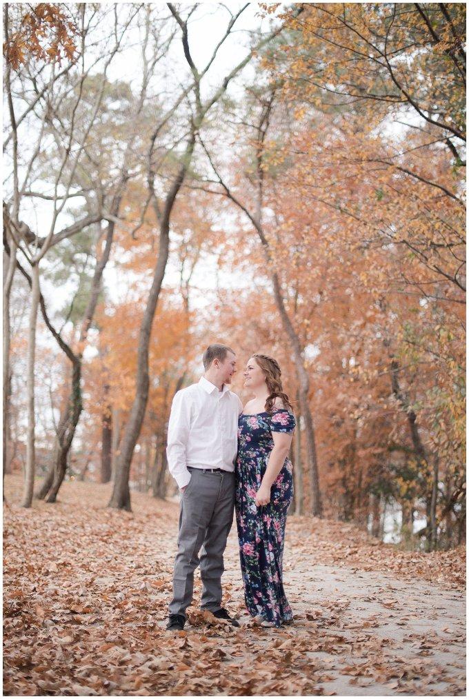 Windsor Castle Park Winter Engagement Session Virginia Wedding Photographers_7511