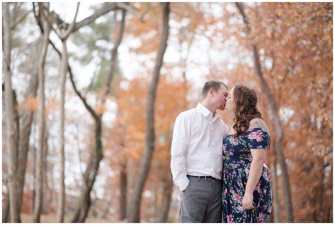 Windsor Castle Park Winter Engagement Session Virginia Wedding Photographers_7513