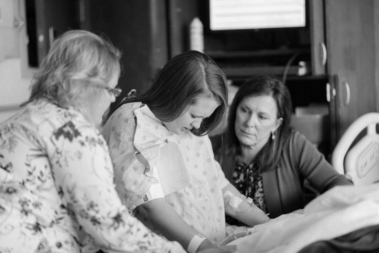 Birth Story Caesarean section Virginia Wedding Photographers_0010