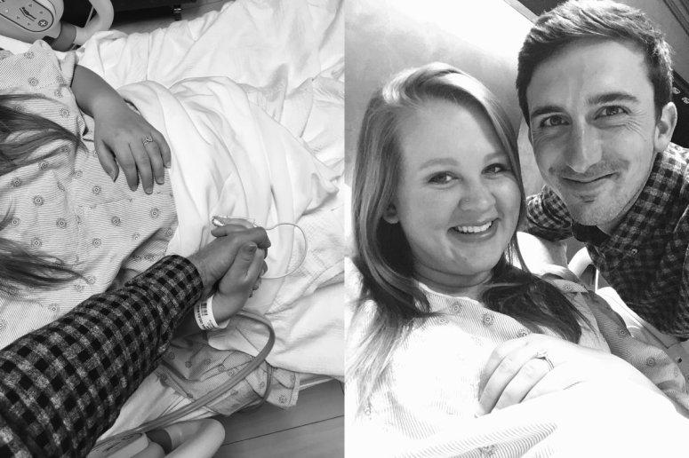 Birth Story Caesarean section Virginia Wedding Photographers_0069