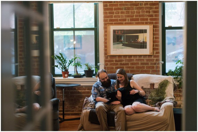 Cozy-In-Home-Downtown-Richmond-Engagement-Session_0905